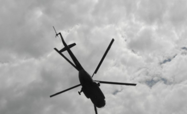 Two killed in Russian attack helicopter crash in Syria