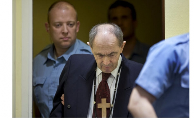 UN court upholds life sentence for Serbian general