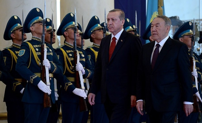 Turkey lauds Kazakhstan's solidarity against FETO