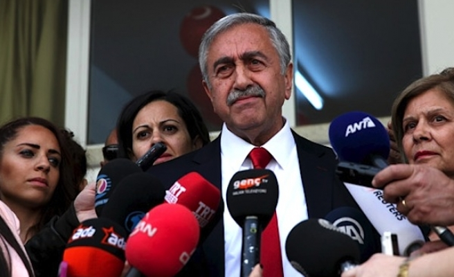 Greek Cypriots welcome new Turk Cypriot President