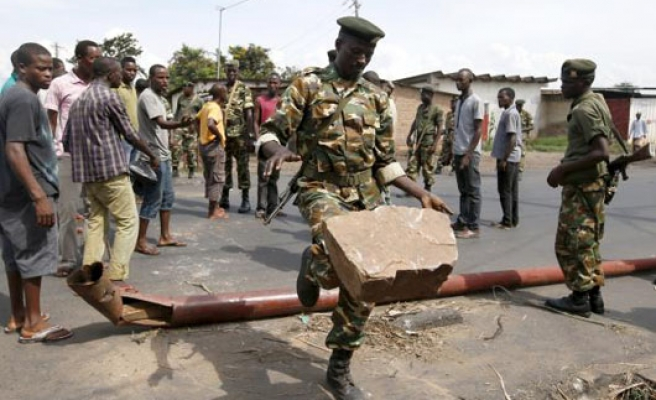 Burundi govt again refuses crisis talks with opposition