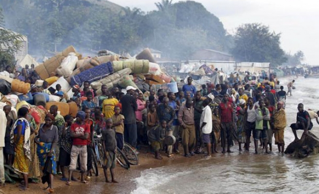 10000 refugees flee Burundi amid rising tensions