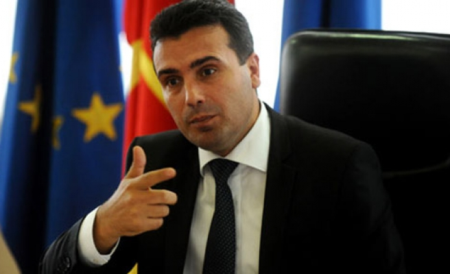Macedonia says agrees 'acceptable' deal with Greece