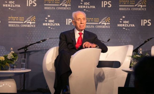 Peres was pleased with Turkish election results