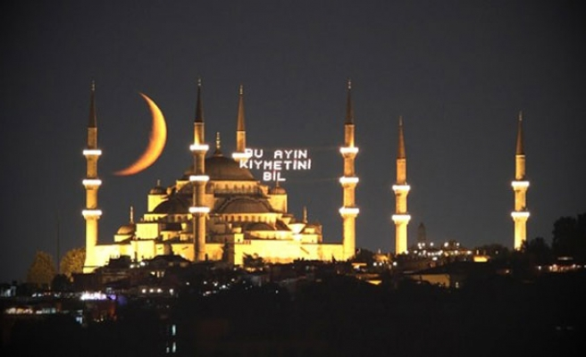 Holy month of Ramadan begins Monday in Turkey