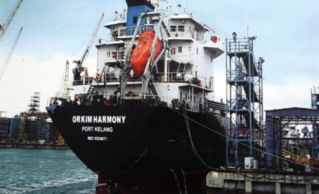 Hijacked tanker Orkim Harmony released