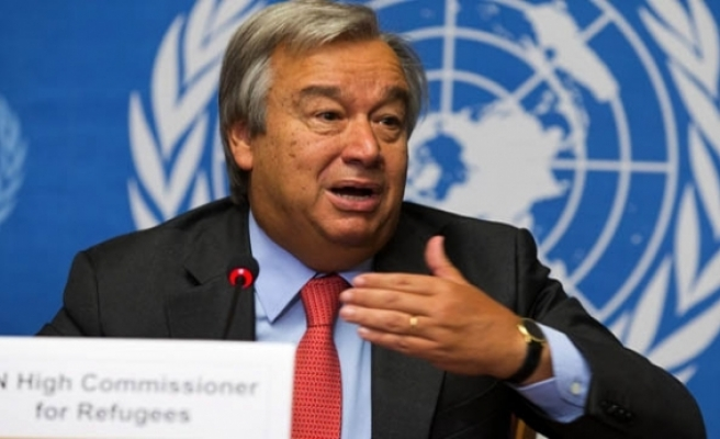 UN chief expresses concern on people killed in Gaza