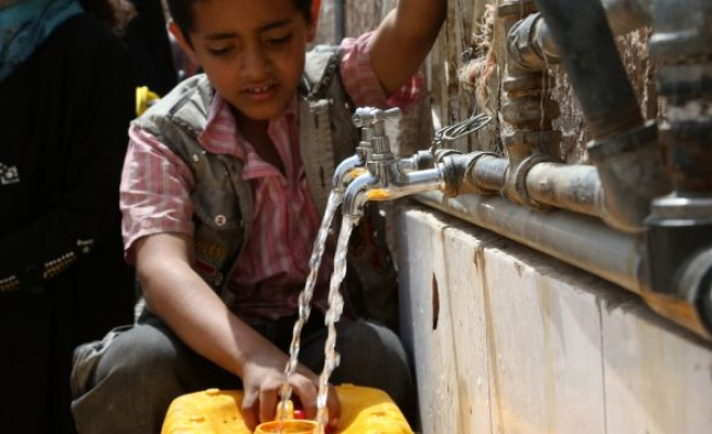 Turkish aid group opens over 6,700 water wells globally