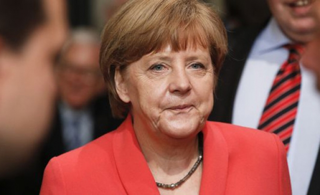 Merkel voted into 4th term as German chancellor