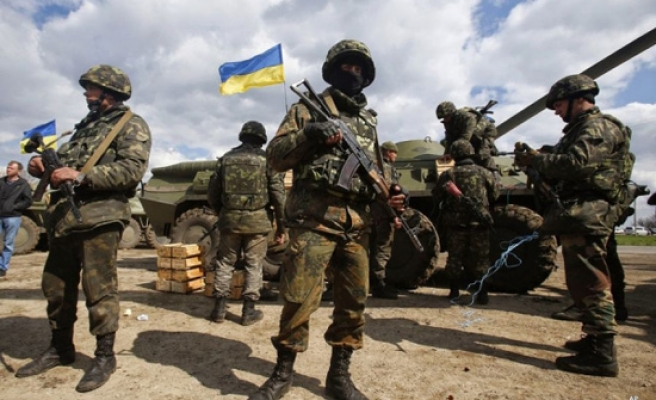 Russia, Ukraine tensions rise over Donbass