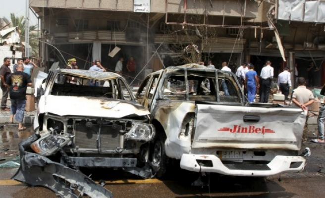 Car bombs in Baghdad at end of Ramadan fast