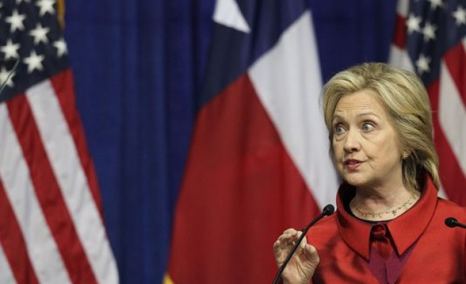 Clinton claims taking responsibility in Benghazi attack
