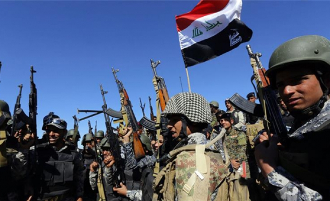 Iraq forces free prisoners from underground ISIL jail