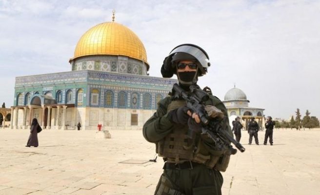 PLO asks world to intervene in defense of Al-Aqsa