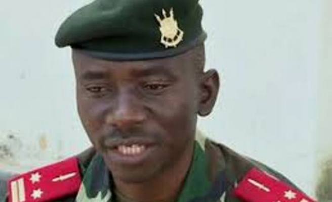 Top general assassinated in Burundi