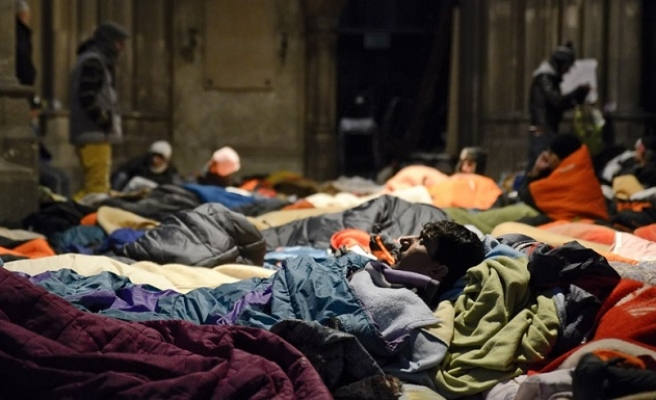 Amnesty: treatment of refugees 'scandalous' in Austria