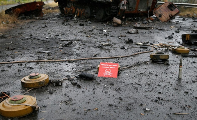 Kiev ordered deployment of anti-personnel mines in Donbass