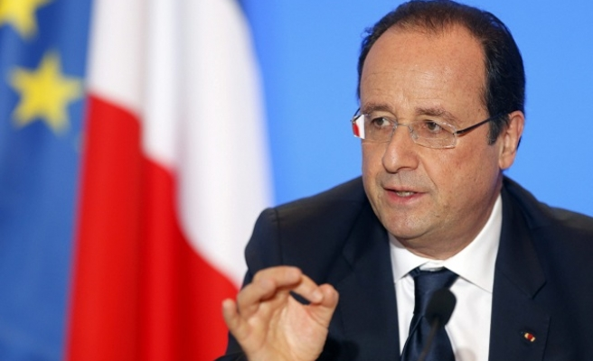 France's president warns of complacency over Le Pen
