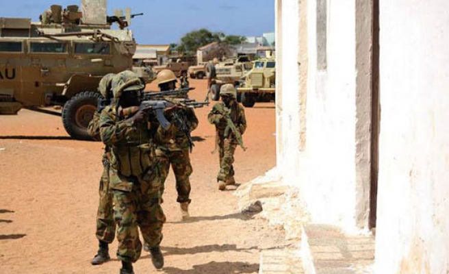 Over 70 al-Shabab killed in attack on Kenyan troops