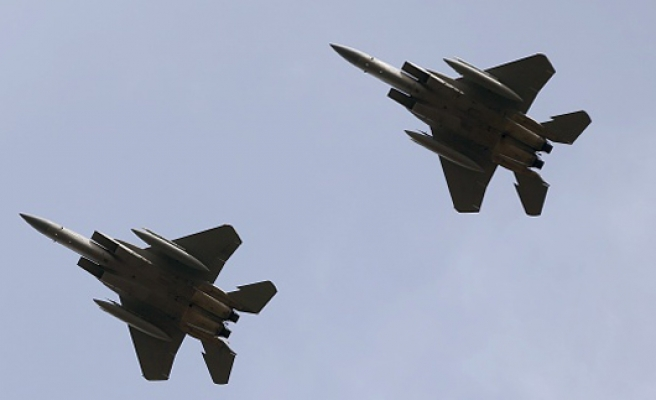 French strike hits ISIL oil facility in Syria