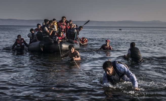 Greek island loses out on tourism amid refugee crisis