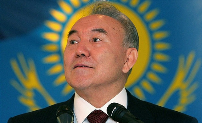 Kazakhstan to consider possibility of Syria talks