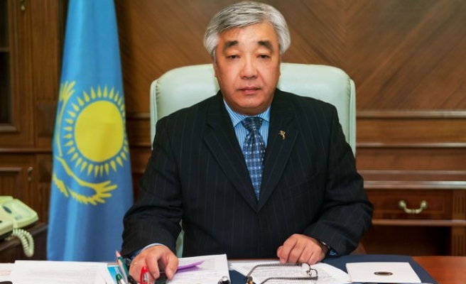 Kazakh FM calls for unity against ISIL