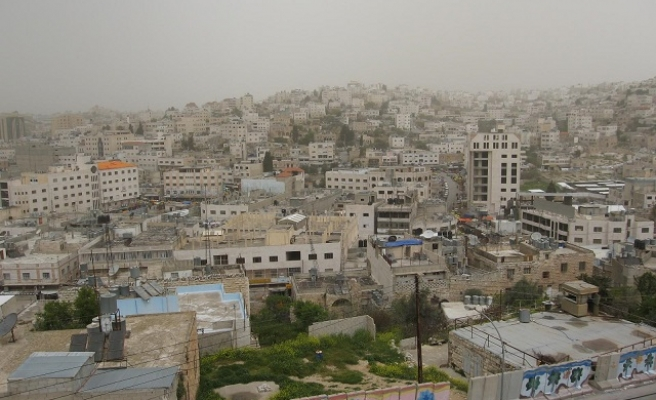 Palestine's Hebron on edge after deadly week