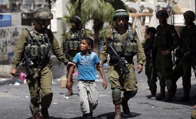 Nearly 2,000 Palestinian minors arrested since Oct