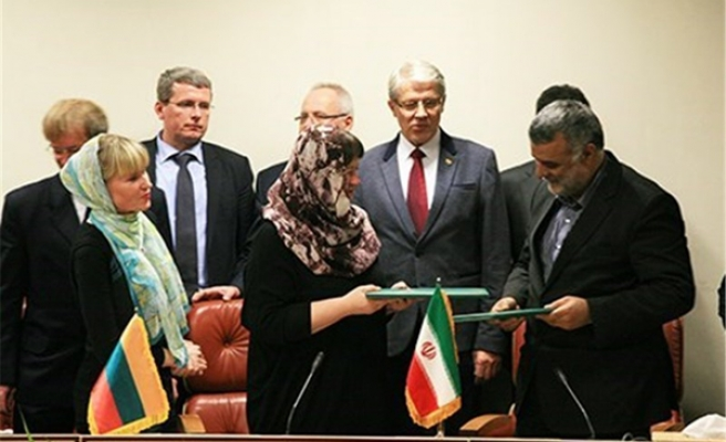 Iran, Lithuania ready to expand agriculture trade