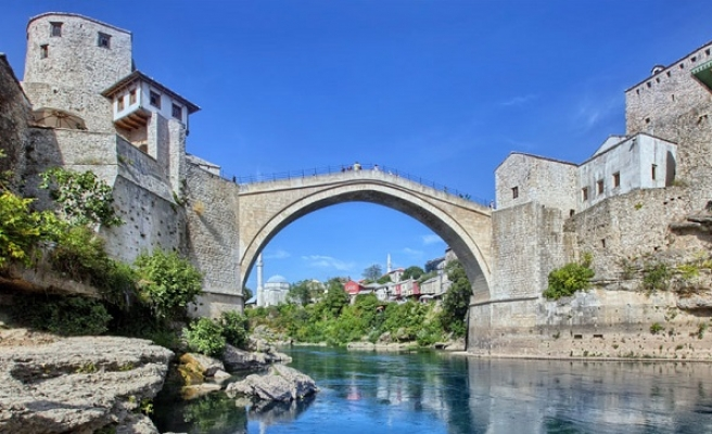 Tensions escalate in Bosnia's 'most divided' city
