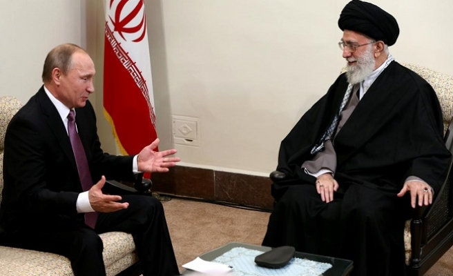 Russia, Iran have 'unity of views' on Syria