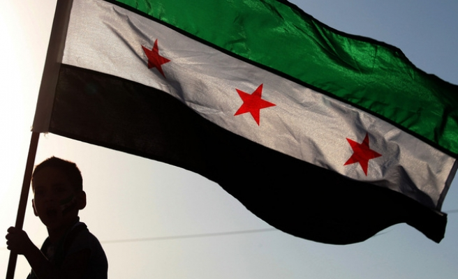 Syrian opposition meets in Saudi Arabia