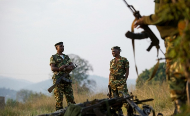 African Union warns not to allow 'genocide' in Burundi