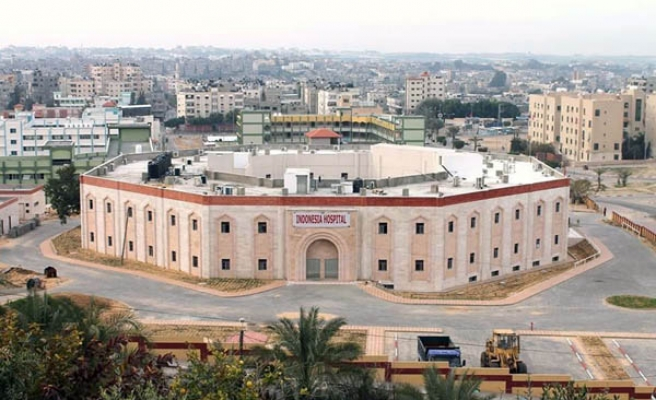 New Indonesian hospital opens in Palestine