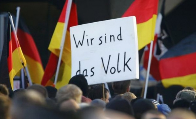 Hundreds attend xenophobic PEGIDA rally in Cologne