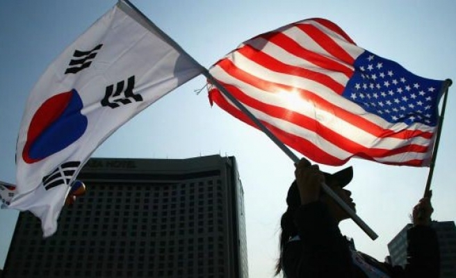 S.Korea, US begin five-day military drill