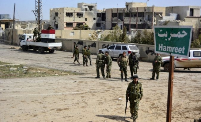 Assad forces strike Daraa for 1st time since truce