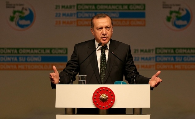 Erdogan tells Germany to look at own 'genocide' history