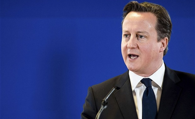 British PM to face European leaders