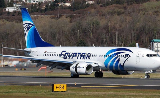 Hijacked Egyptian plane lands in Cyprus