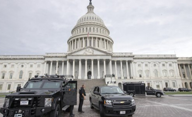 US Capitol shooter to face weapons charge