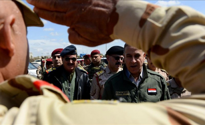 Foreign troops not part of Mosul assault: Iraqi official