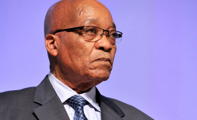 Pressure on S.Africa's Zuma as ANC leadership meets