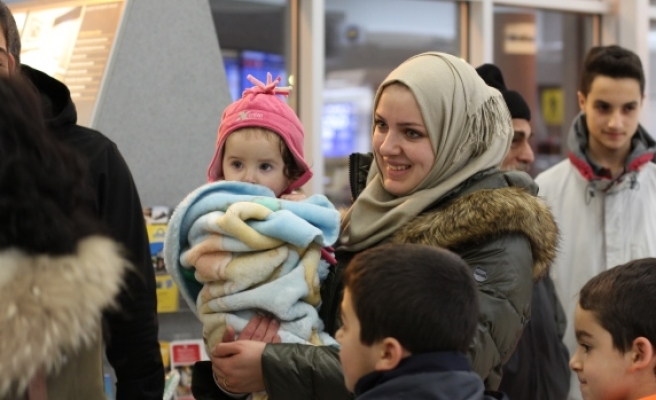 Malaysia says Syrian refugees not welcome for long term