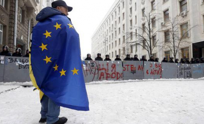 5 EU states block Ukraine's membership prospects