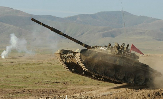Nagorno-Karabakh ceasefire agreement reached
