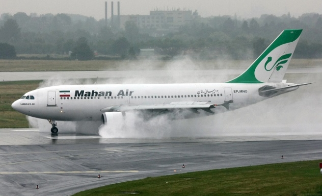 Saudi Arabia bans Iran's Mahan Air over safety
