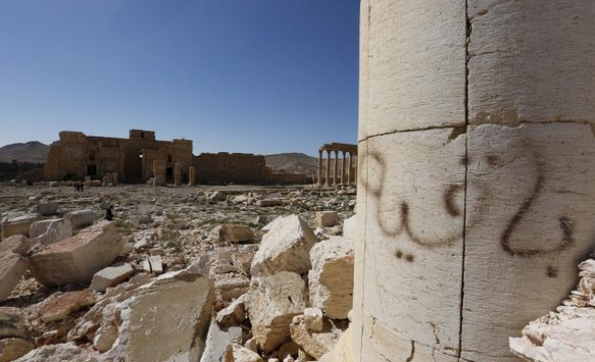 Russian deminers comb Syria's Palmyra after ISIL
