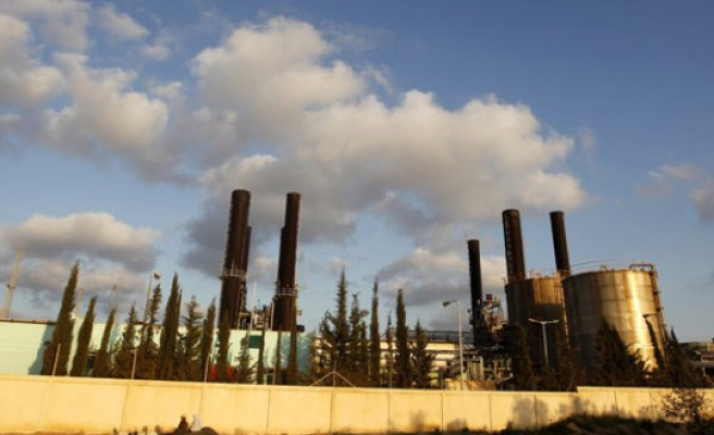 Gaza's only power plant shuts down over fuel tax dispute